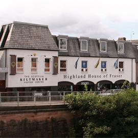 ‪The Scottish Kiltmaker Visitor Centre‬