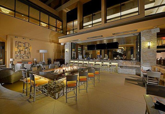 聖地亞哥拉霍亞萬豪飯店
