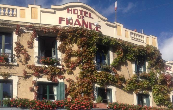 ロジス ホテル デ フランス