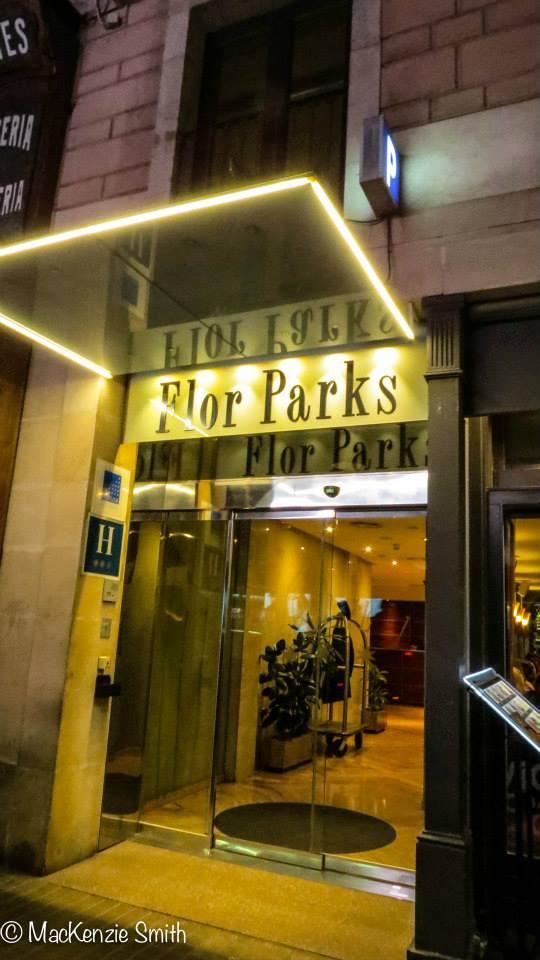 Flor Parks Hotel