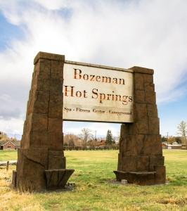 ‪Bozeman Hot Springs‬