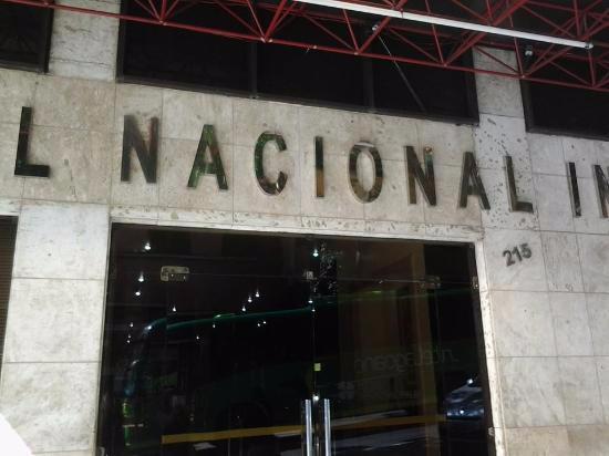 Hotel Nacional Inn Belo Horizonte