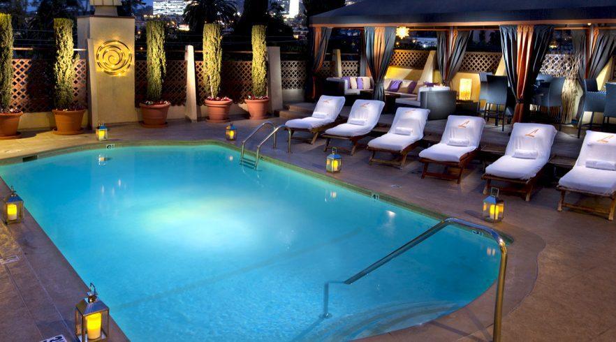 Le Parc Suite Hotel
