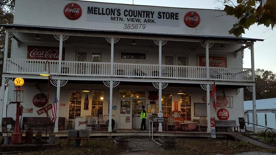 Mellon S Country