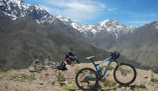 Morocco Mountain Bike