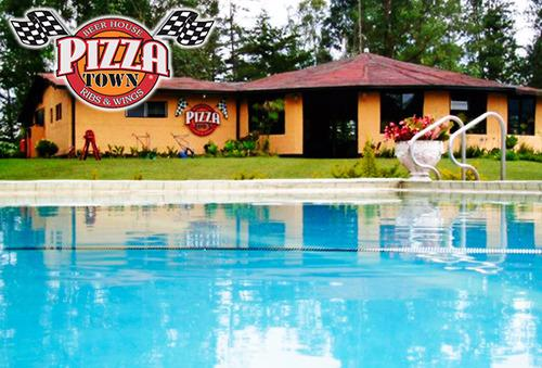 BEER HOUSE PIZZA TOWN