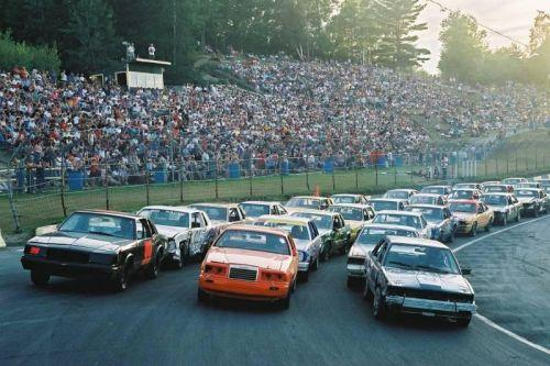 Thunder Road Speedbowl Barre Vermont