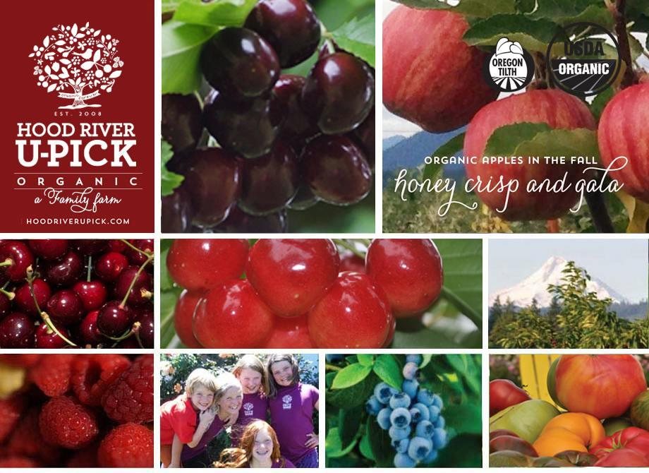 Hood River U Pick Organic The Top 10