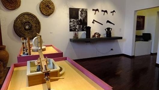 Museo delle tradizioni silvo-pastorali G. Cocchiara
