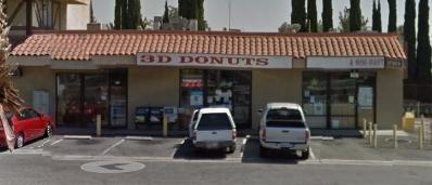 3-D Donuts