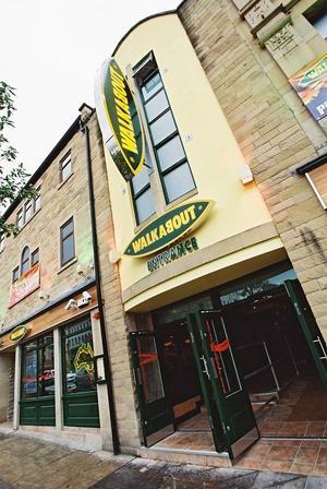 Walkabout Barnsley