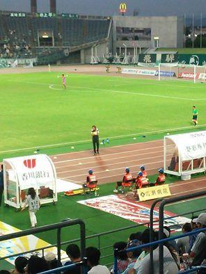 Kagawa Marugame Stadium (Pikara Stadium)
