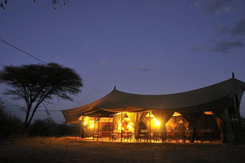 Kwihala Camp, Ruaha, Asilia Africa