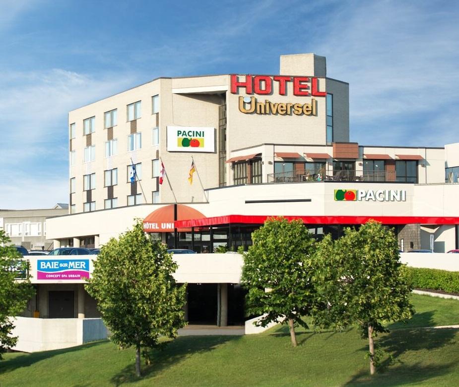 Hotel Universel Alma