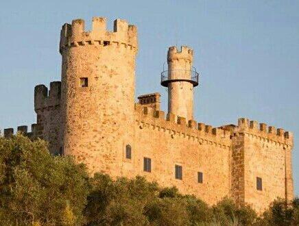 Castillo de Caceres