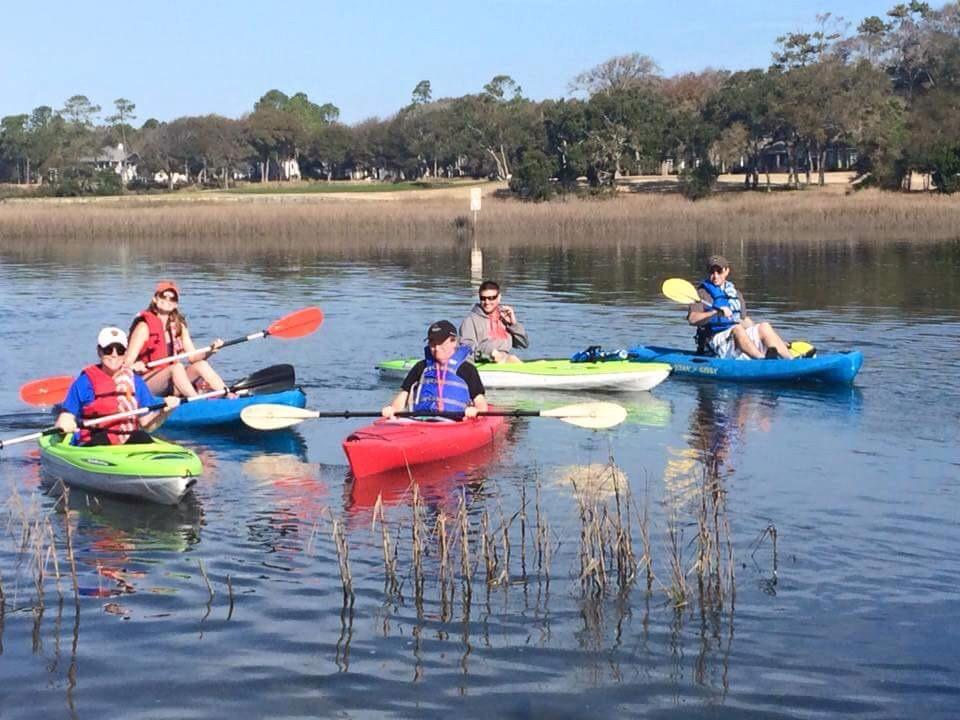 Glass Bottom Kayak Tours North Myrtle Beach Sc Updated