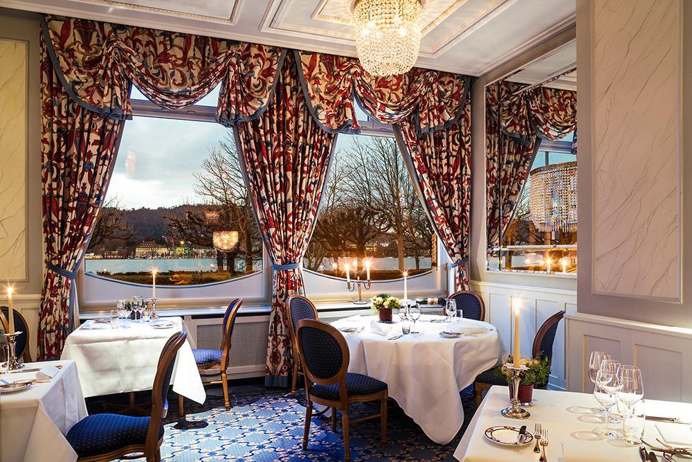Restaurant EDEN Zurich