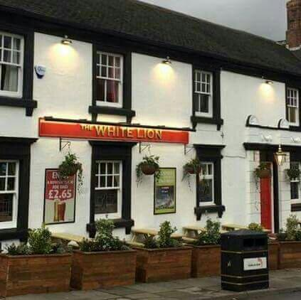 ‪The White Lion, Penkhull‬
