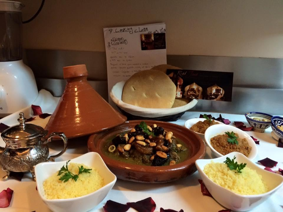 Cours de cuisine du riad jona marrakech 2018 ce qu for Atelier cuisine marrakech