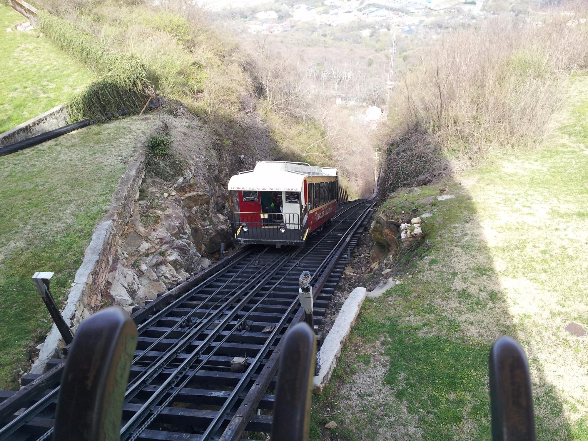 Lookout Mt Incline Railway