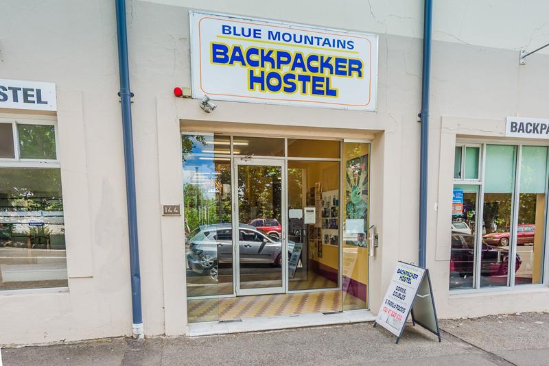 ブルー マウンテンズ バックパッカー ホステル