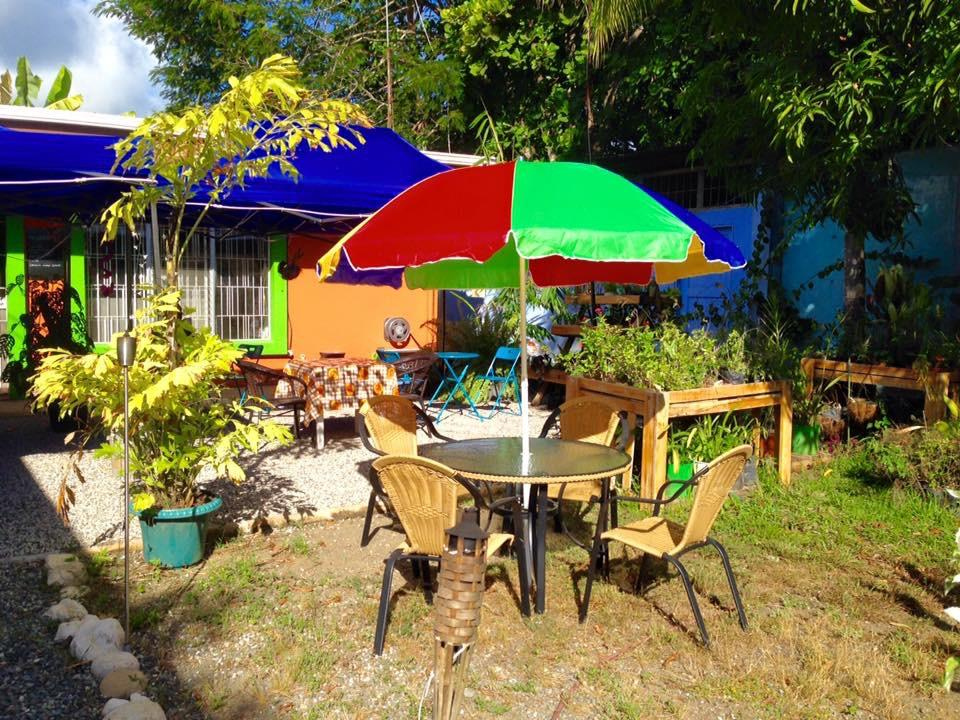 El jardin del golfo puerto jimenez restaurant reviews for Cafe jardin menu