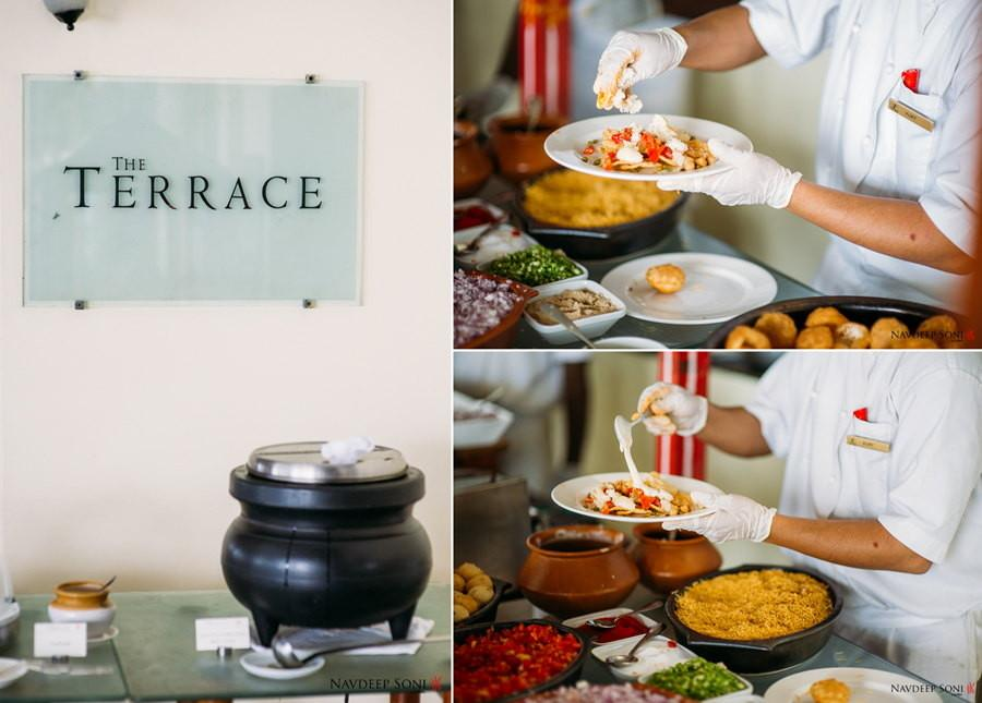 the terrace kovalam restaurant reviews phone number