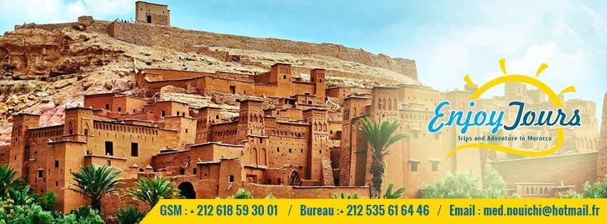 ‪Enjoy Tours Morocco - Day Tour‬
