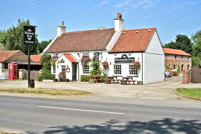 The Blacksmith's Arms