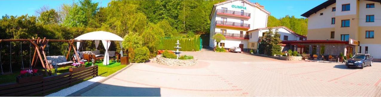 Kompleks Hotelowy Olimpia Lux Spa & Wellness