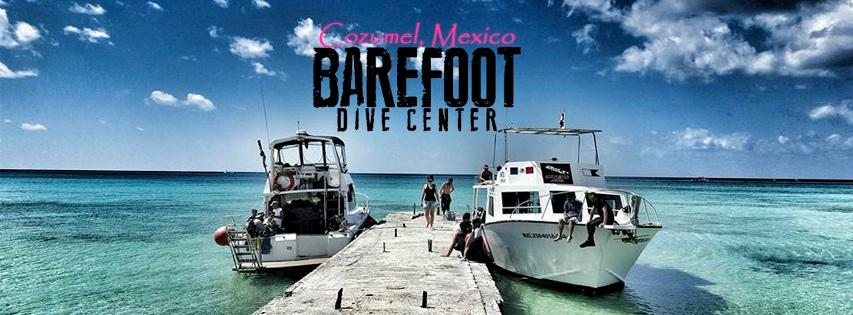 ‪Barefoot Dive Center‬