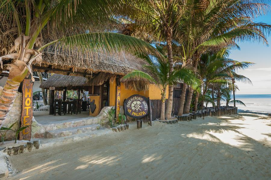 Beachfront La Palapa Hotel Adult Oriented