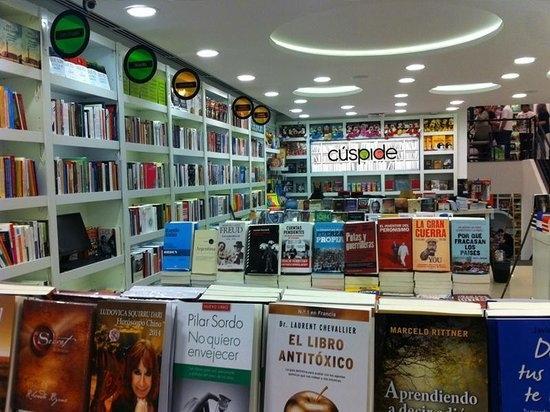 Libreria Cuspide, Buenos Aires