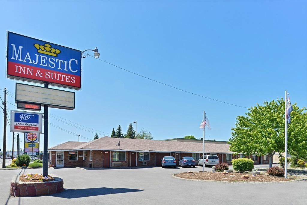 ‪Majestic Inn & Suites‬