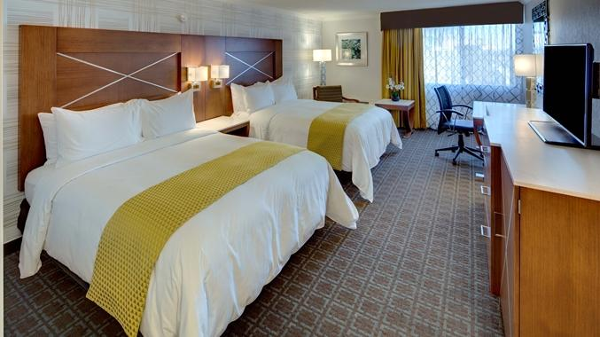 麥迪遜希爾頓逸林酒店