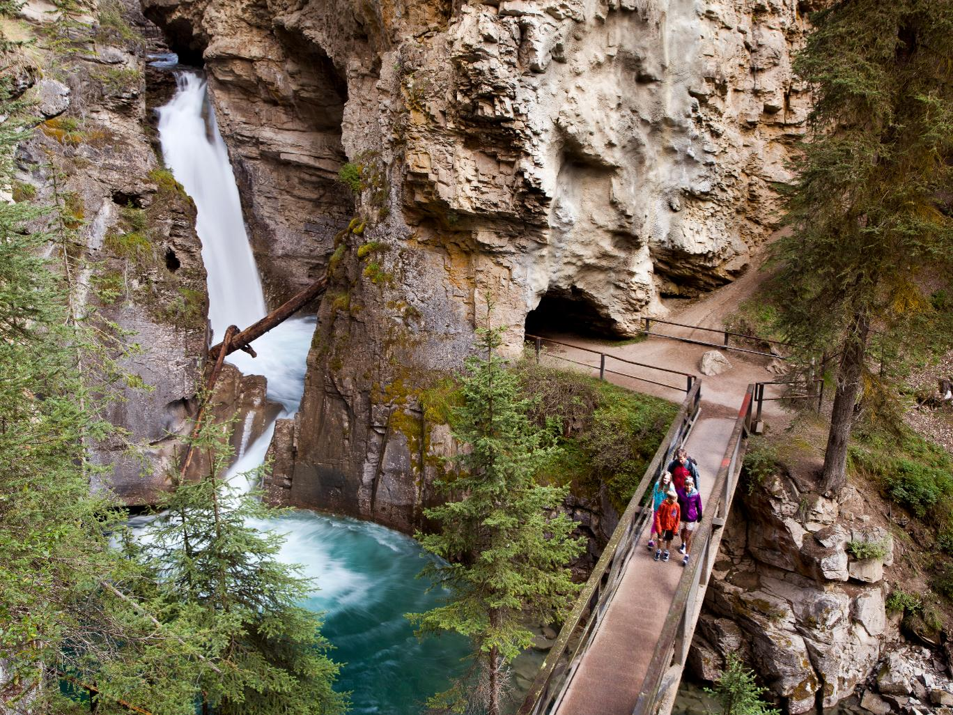 Banff National Park Canada Family Vacations Photos Trips - National park vacations
