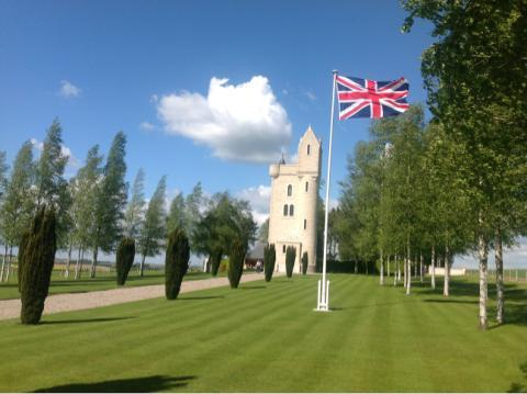 ‪Ulster Memorial Tower‬