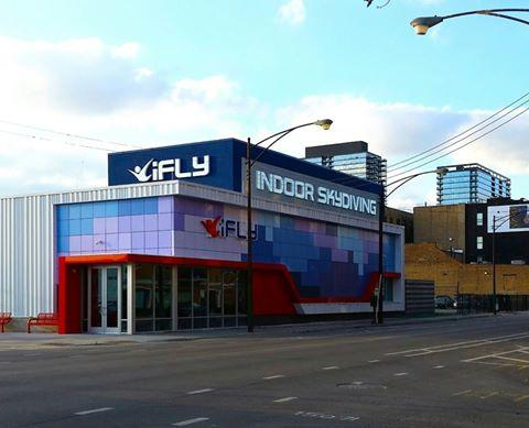 ‪iFLY Indoor Skydiving - Chicago (Lincoln Park)‬