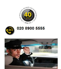 Minicabs in London