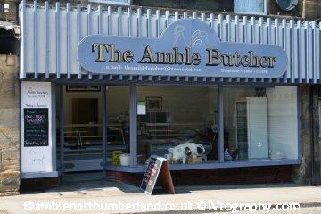 ‪The Amble Butcher‬