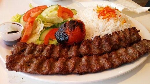 Caspian Kabob