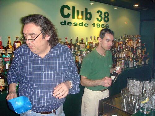 Club 38 desde 1966
