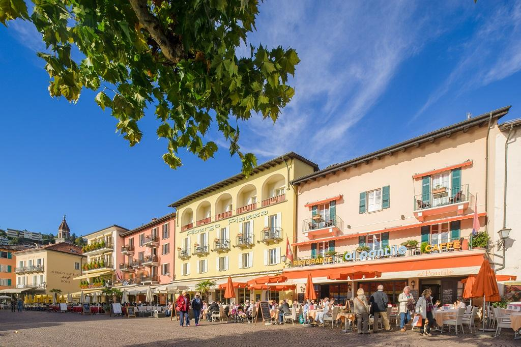 ‪Piazza Ascona Hotel & Restaurants‬