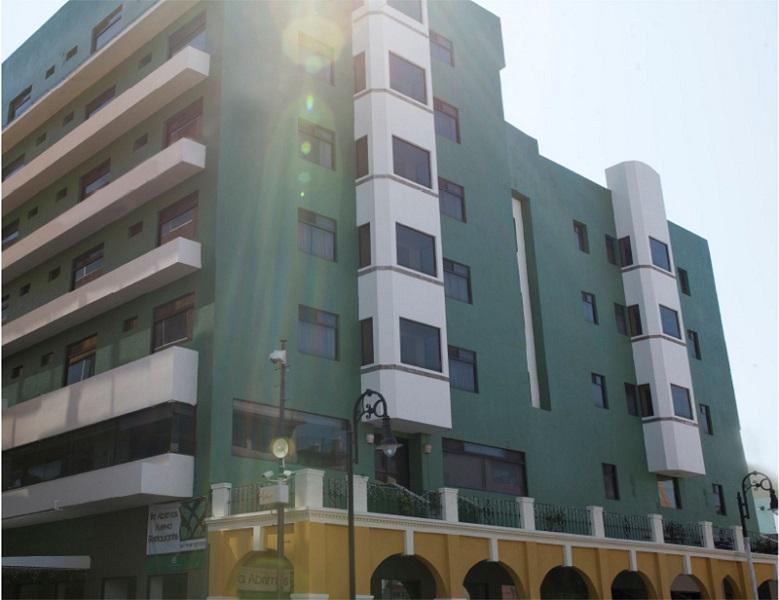 Olmeca Plaza Hotel