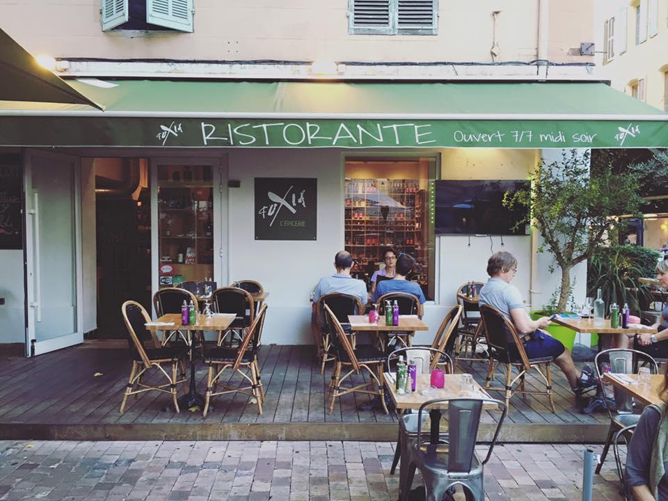 Restaurant fuxia l 39 epicerie dans marseille avec cuisine for Chambre de commerce italienne marseille