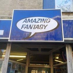 Amazing Fantasy