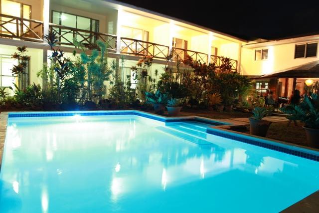 Vaea Hotel Samoa