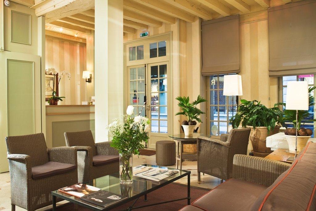 Hotel des Deux Iles
