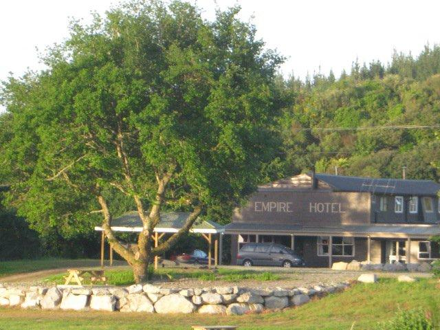 Kaniere Empire Hotel Updated 2018 Reviews Price