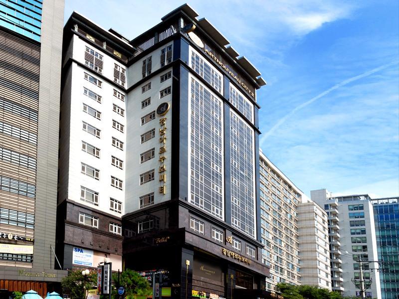Gangnam Artnouveau City II